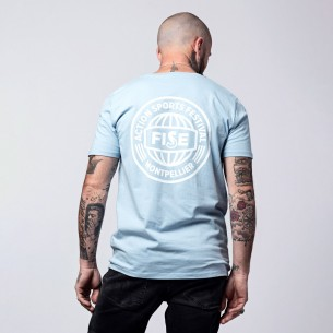 Tshirt FISE « Foule » Noir