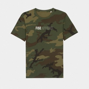 FISE APPAREL - T-shirt camouflage