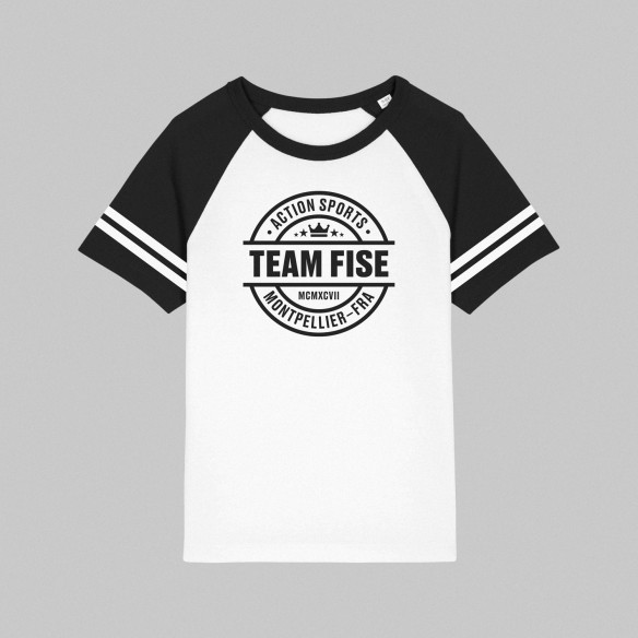 TEAM FISE KIDS - T-shirt