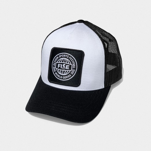 PATCH B&W KIDS - Casquette junior