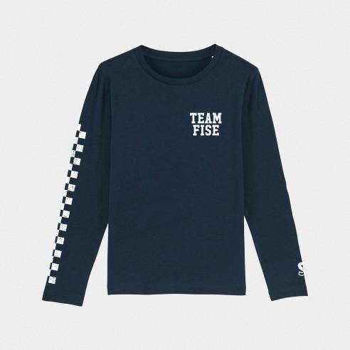 TEAM FISE - T-shirt manches longues enfant