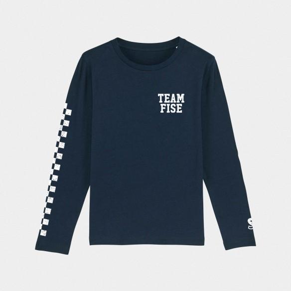 TEAM FISE - Kid Longsleeves