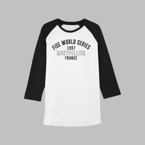 FWS ACTION - 3/4 sleeves t-shirt