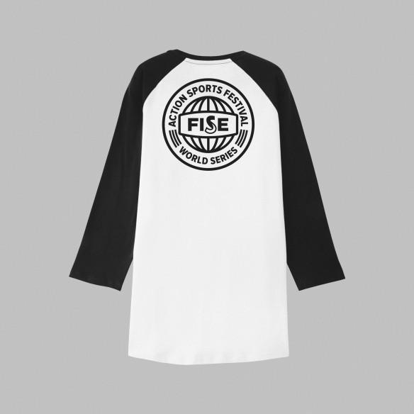 FWS ACTION - T-shirt manche 3/4