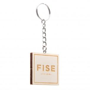 FISE WOOD - Porte clés en bois